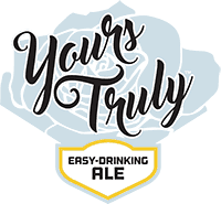 Sponsor: Yours Truly Easy Drinking ale