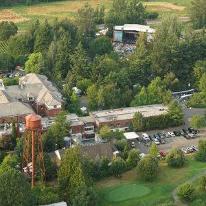 Edgefield Aerial View