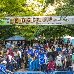 Edgefield Concerts Entrance