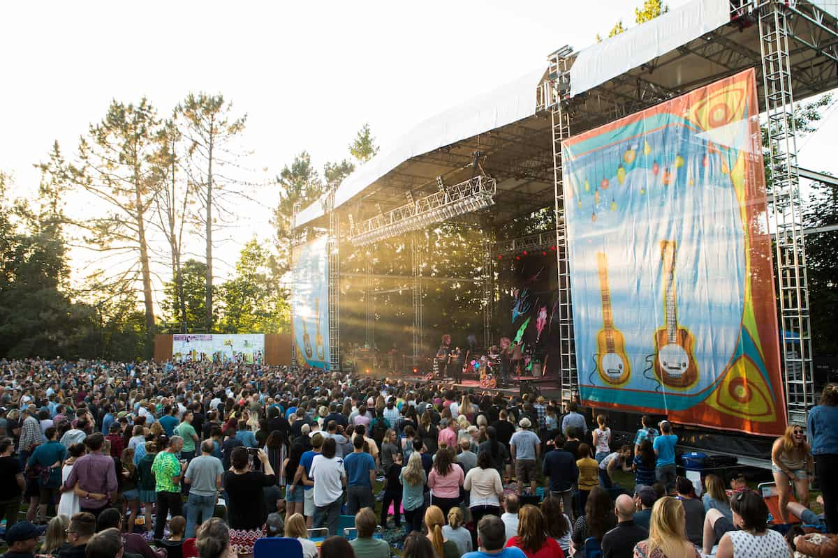 Edgefield Concert on the Lawn