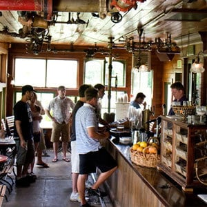 Distillery Bar at Edgefield