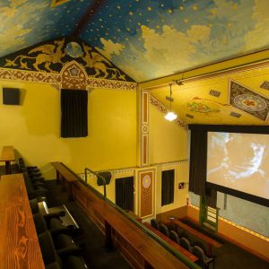Power Station Movie Theater at Edgefield