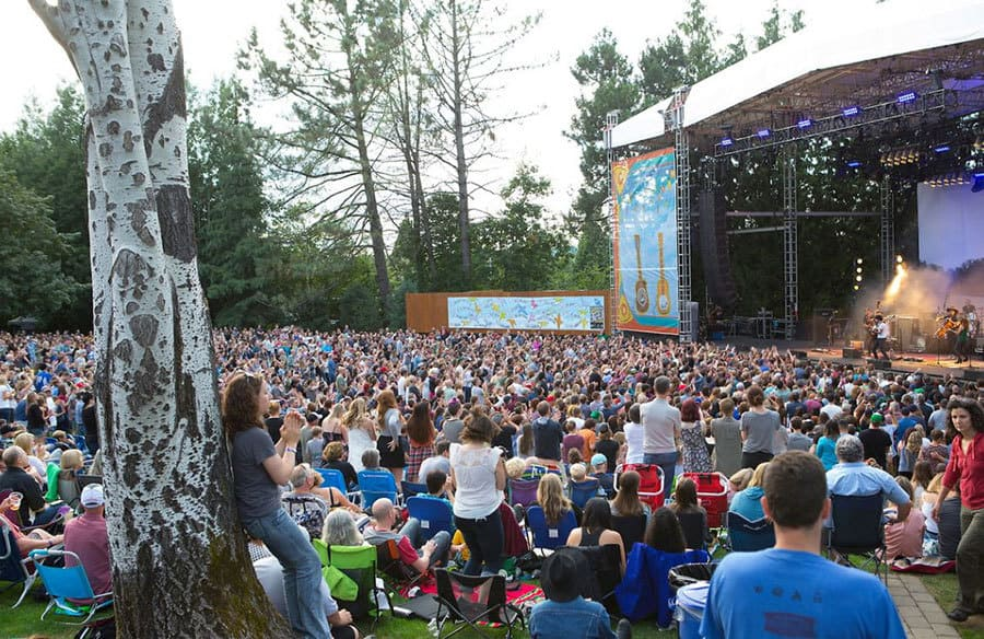 Seating edgefield concerts for The edgefield