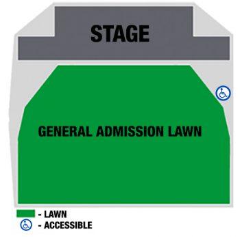 General Seating Map