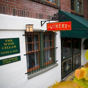 Winery Tasting Room at Edgefield